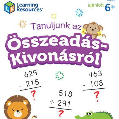 Learning Resources fejlesztőfüzetek ingyenesen letölthető matematika kisiskolásoknak