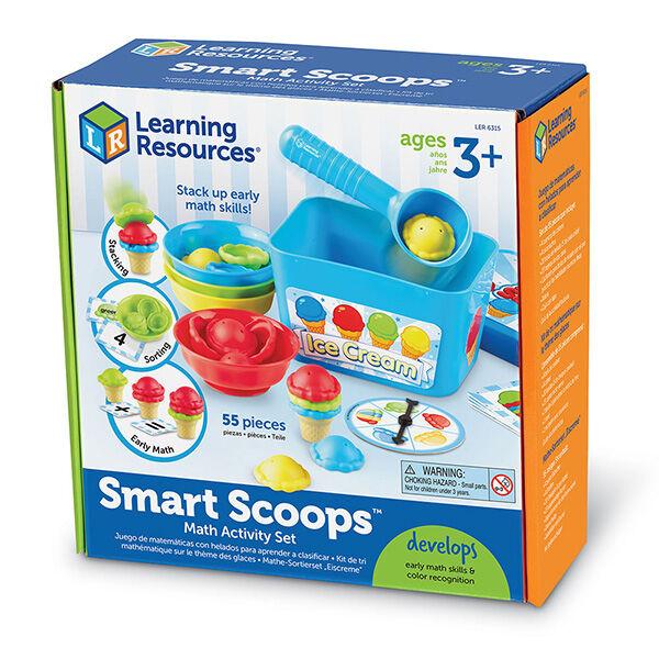 Smart Scoops fagylatos matekozós játék