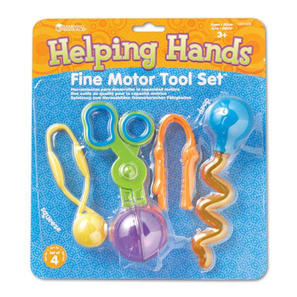 Helping hands finommotorika fejlesztő készlet