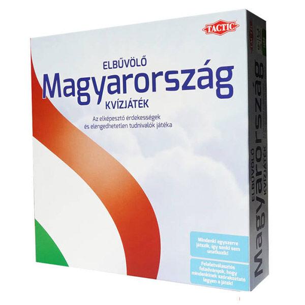 Elbűvölő Magyarország társasjáték