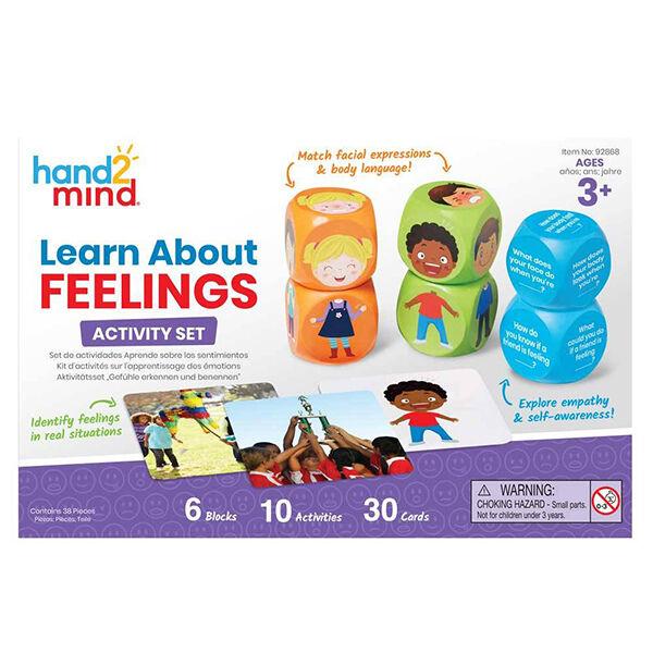 Learn about feelings érzelmi intelligencia fejlesztő játék