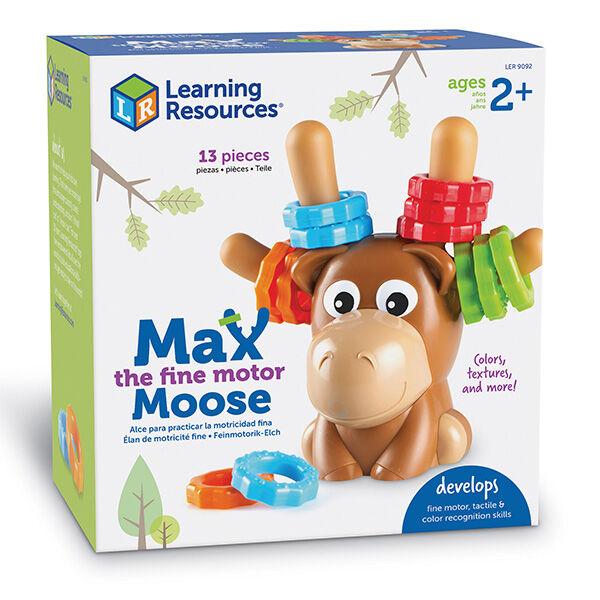 Max finommotorika fejlesztő rénszarvas