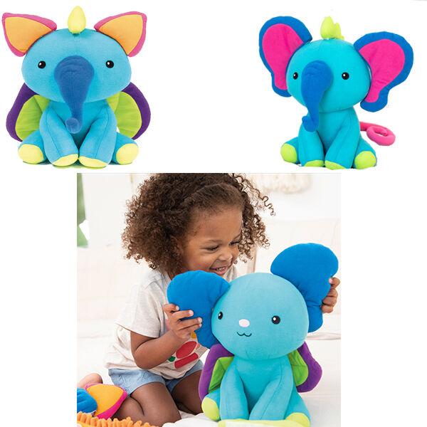 Mixaroo kreatív plüss elefánt