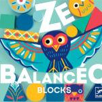 Kép 2/2 - Fa egyensúlyozó játék - Djeco DJ06433