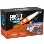 Kép 1/2 - Elektronikai építőkészlet Űrhajó - Circuit Explorer®