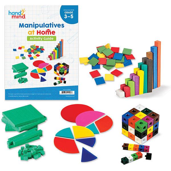 Take-Home Manipulative Kit (Ages 8-10) (93539)