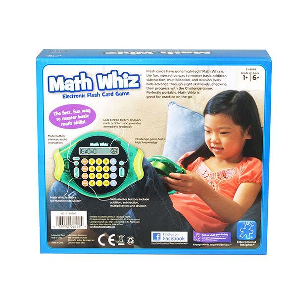Fejszámológép - Math Whiz™