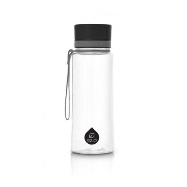 Fekete BPA mentes kulacs 6 dl