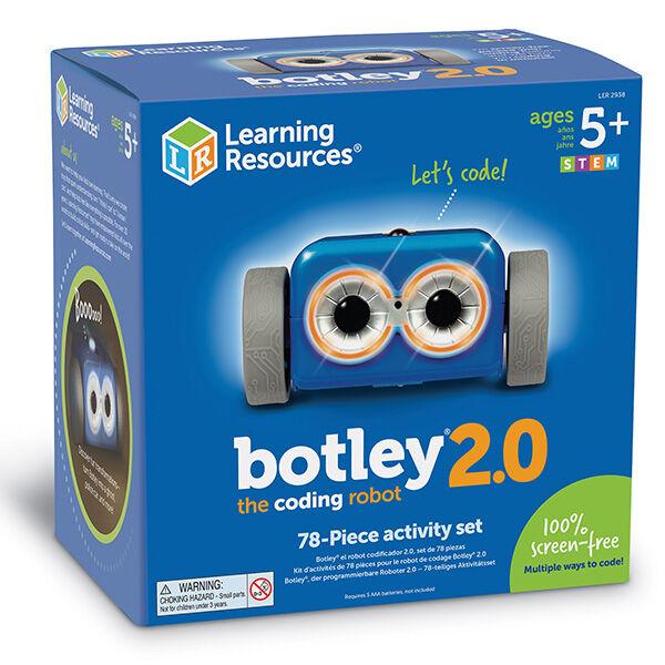 Botley 2.0, programozható padlórobot készlet