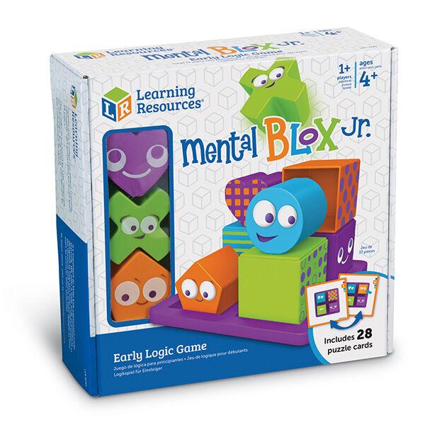 Mental Blox Junior logikai játék kisebbeknek