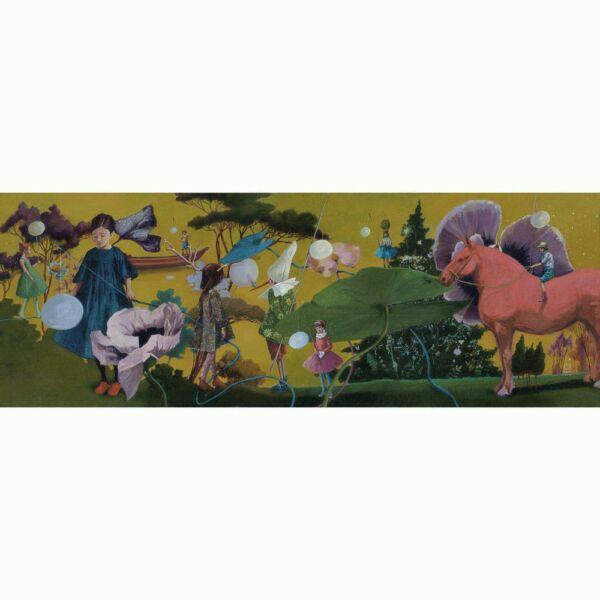 Művészi puzzle 1000 db-os - Valahol az álmok felett Djeco