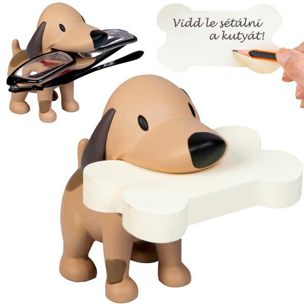 Puppy Notes kutyusos öntapadós jegyzettömb