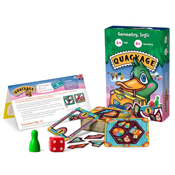 Quackage - Hápizsák társasjáték