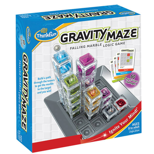 ThinkFun Gravity Maze logikai játék