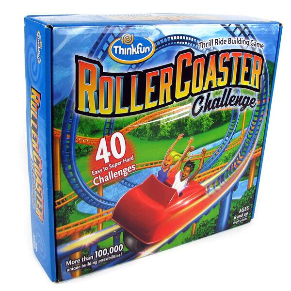 ThinkFun Roller Coaster Challenge logikai játék