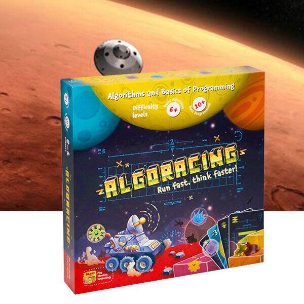Algoracing - Algoritmus futam társasjáték