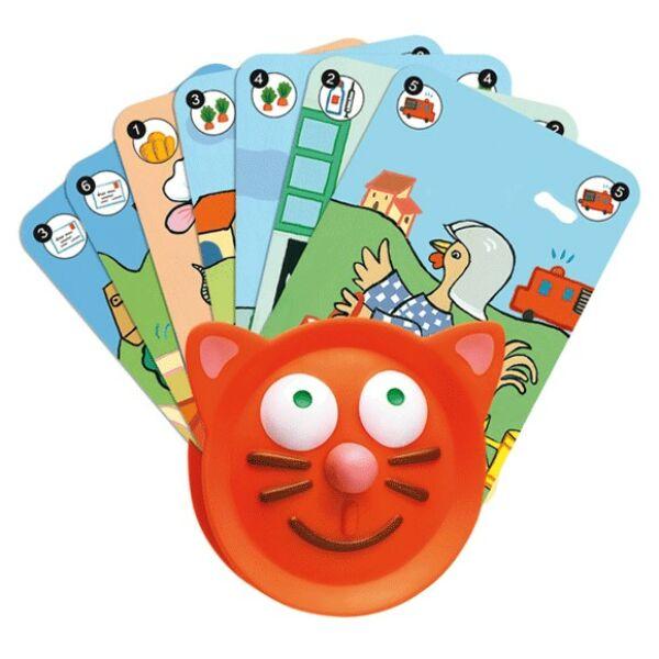 DJECO Kártyatartó kicsiknek