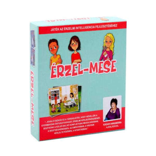 Érze-Mese - érzelmi intelligenciát fejlesztő játék