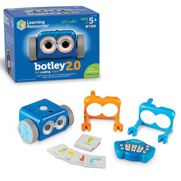 Botley 2.0, programozható padlórobot