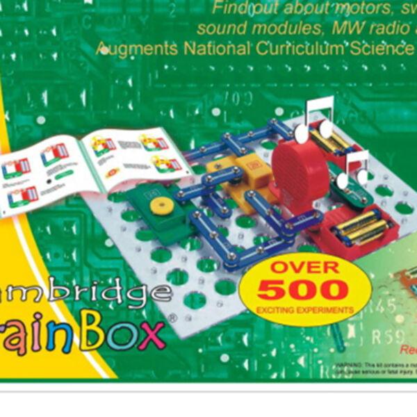 Brainbox Elektronika Alapkészlet Plusz