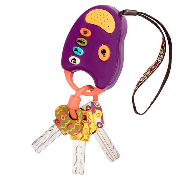 B.Toys Elektromos rágható kulcsok I.