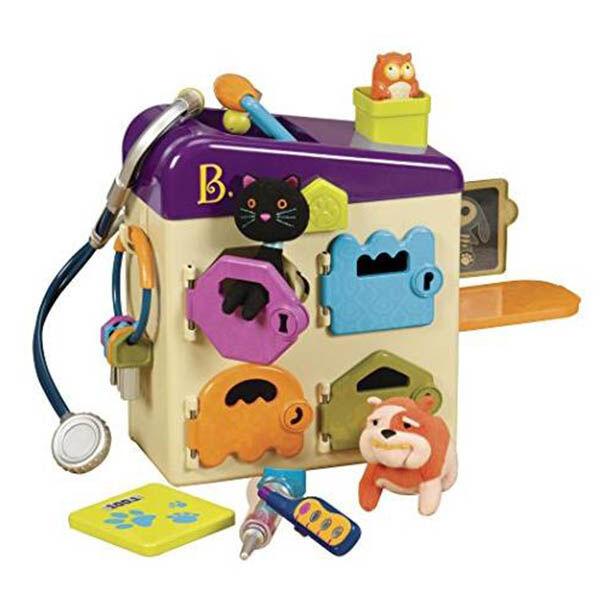 B.Toys Állatklinika