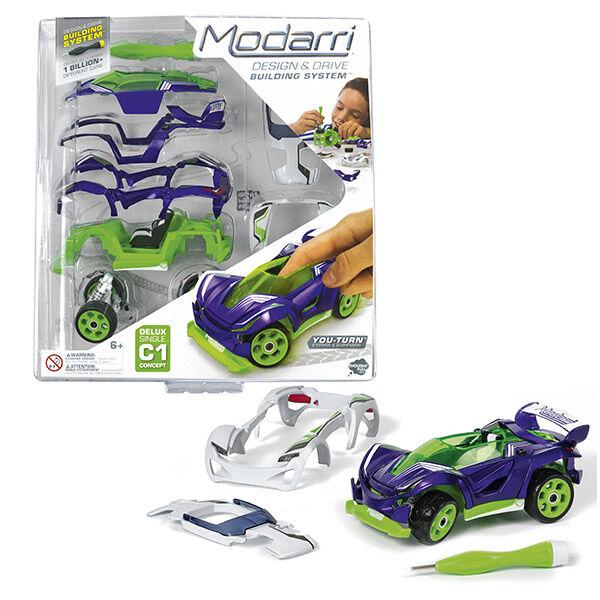 Modarri C1 Concept Car Delux játékautó modell