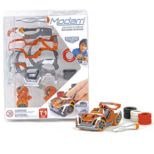 Modarri T1 Turbo Track versenyautó