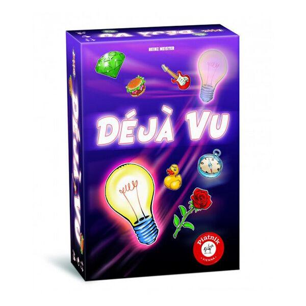 Deja vu memória fejlesztő társasjáték