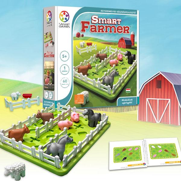 SmartGames Smart Farmer logikai játék