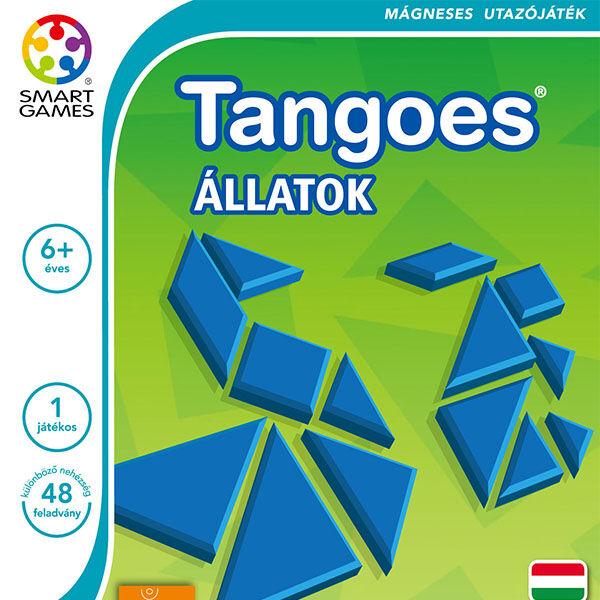 SmartGames Tangoes mágneses tangram (Állatok)