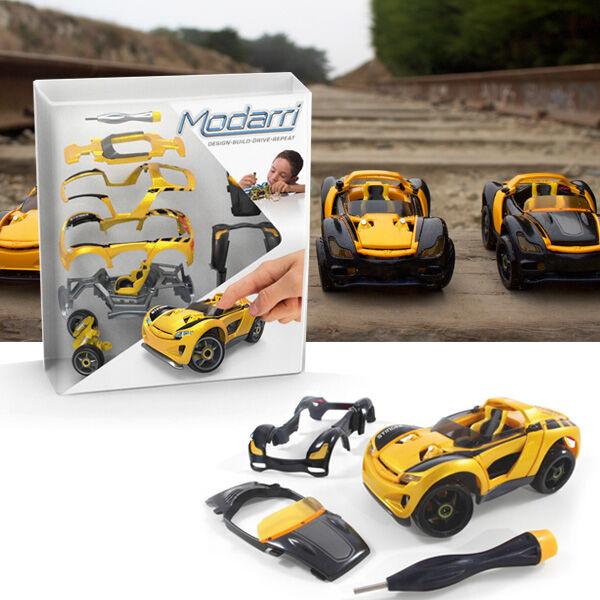 Modarri S1 Street Car Delux építhető játékautó modell