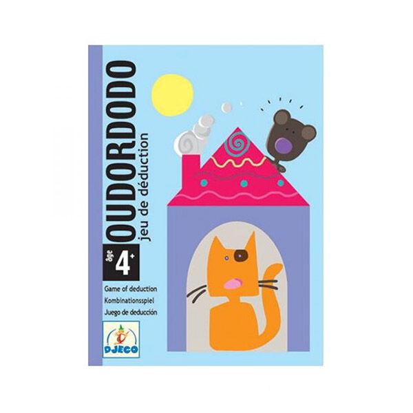 DJECO Oudordodo kártyajáték