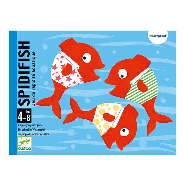 DJECO Spidifish kártyajáték
