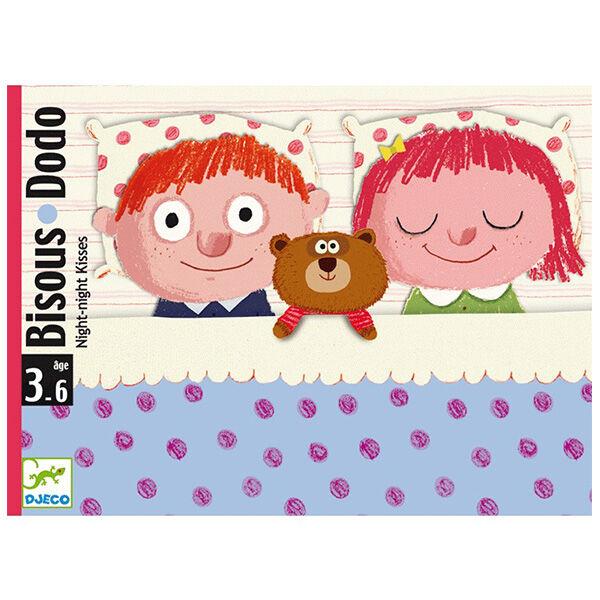 Lefekvés, elalvás előtti játék - Bisous Dodo