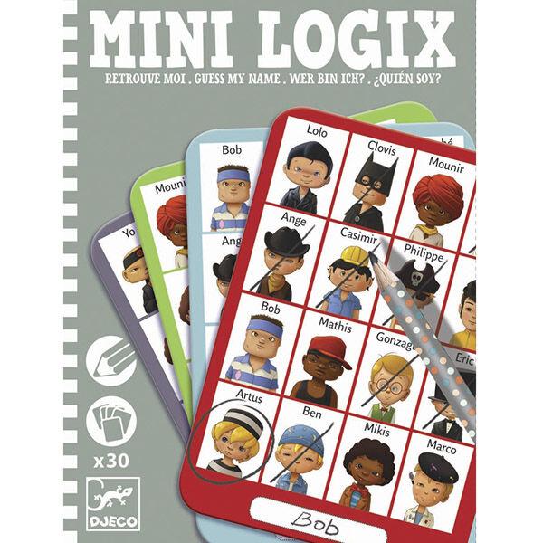 DJECO Mini logix -Ki vagyok én? (fiús)