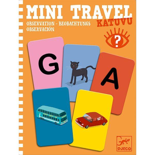 DJECO Mini travel Katuvu utazó játék