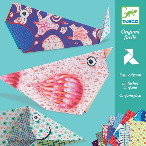 DJECO Origami - Nagy állatok
