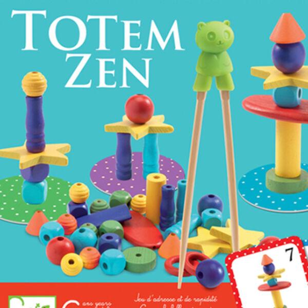 Djeco Totem Zen ügyességi társasjáték