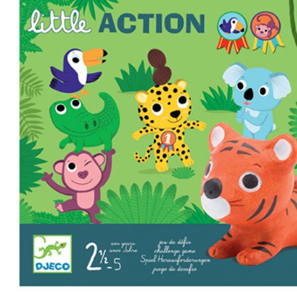 DJECO Little action társasjáték kicsiknek