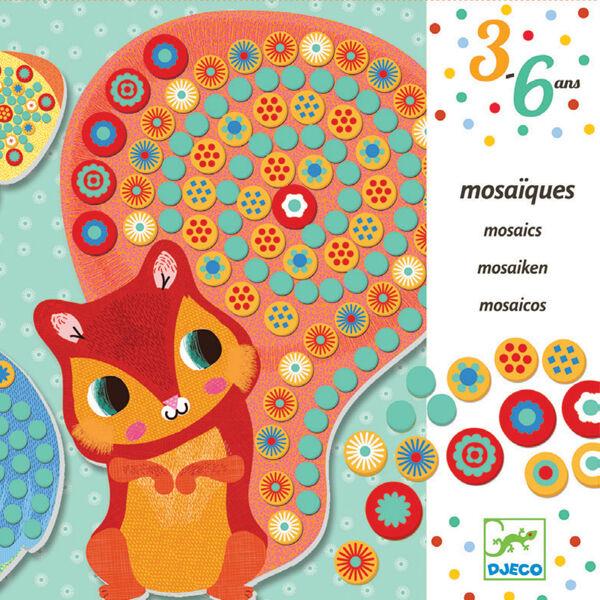 Djeco - Mozaikkép - Millefiori