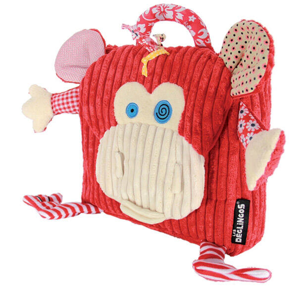 Deglingos hátizsák BOGOS, a majom