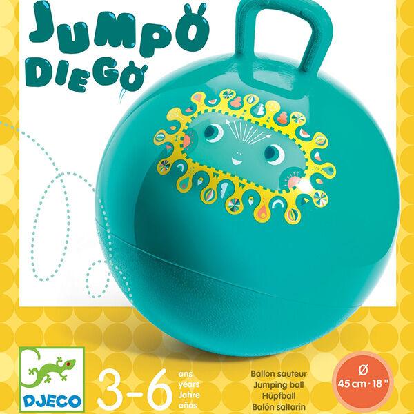 Ugráló Labda - Djeco - mozgásfejlesztő játék