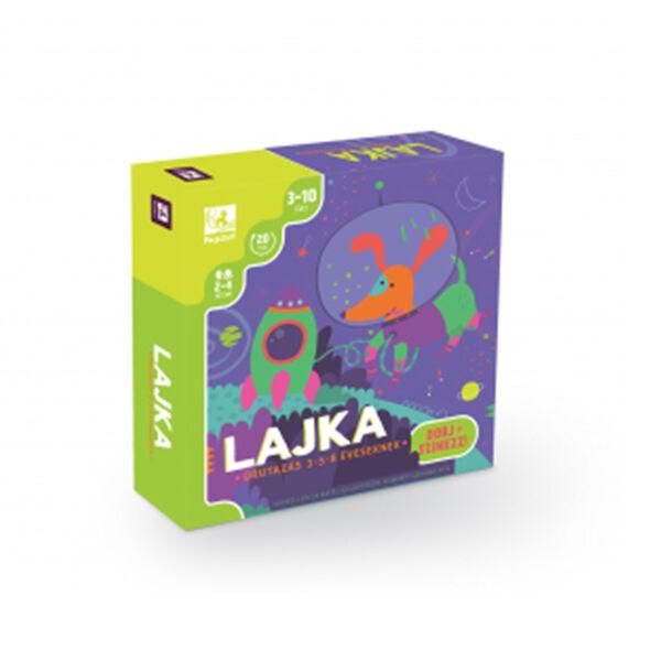 Lajka, az űrutazó 3in1 társasjáték Pagony