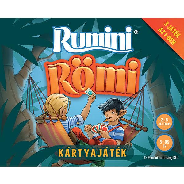 Pagony Rumini römi kártyajáték