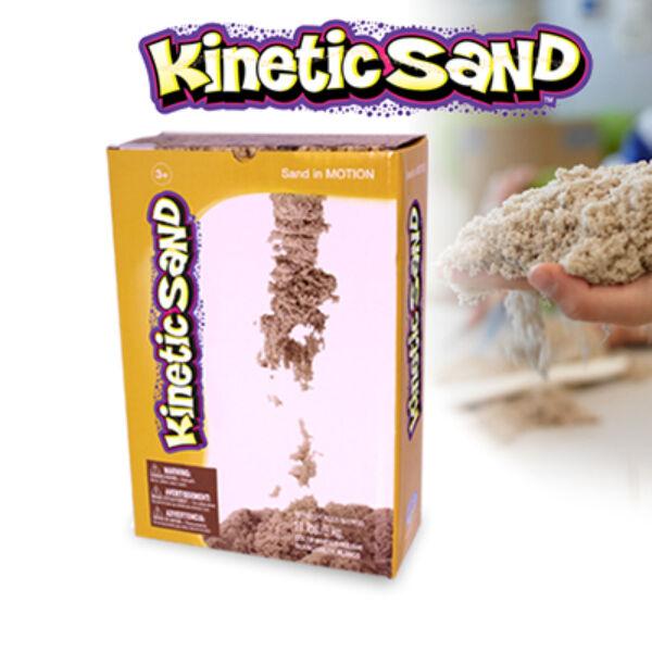 Kinetic Sand 5 kg - örökmozgó homok óriás doboz
