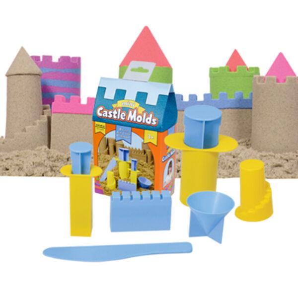 Mini Castle Molds - Várépítő Szett