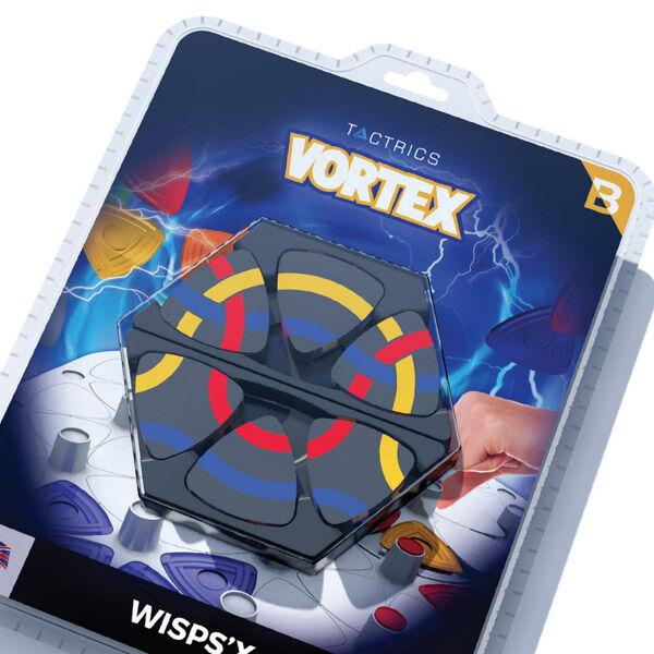Vortex Wisps-X, kiegészítő korongkészlet a Vortex Basic társasjátékhoz
