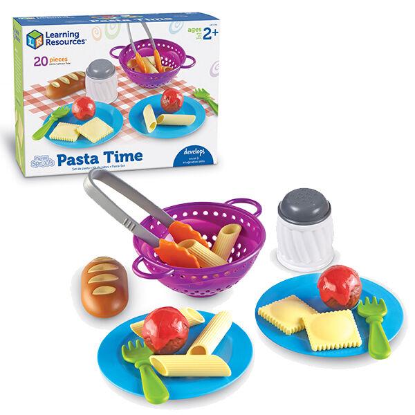 Játékkonyha-Tészta főző szett 2 éves kortól - Learning Resources