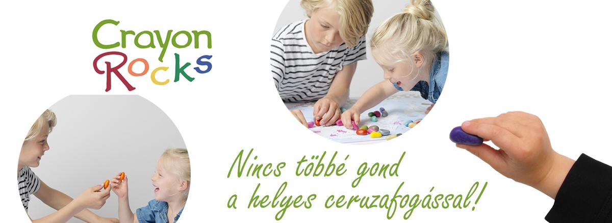 Crayon Rrocks